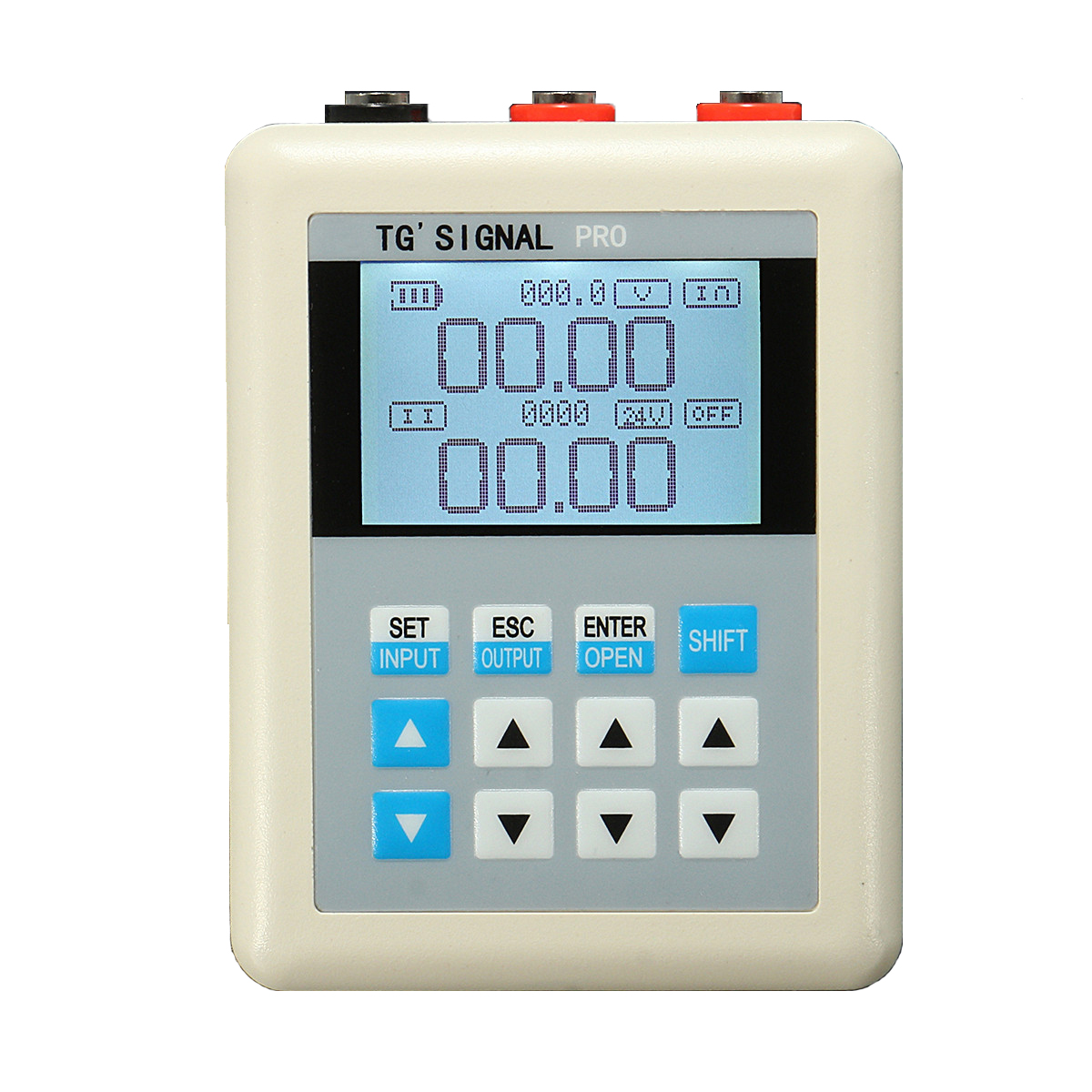все цены на 4pcs 4-20mA Current Signal Generator 0-10V Voltage Signal Generator Source Transmitter Logger PLC Valve Calibration