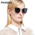Parzin Sunglasses Women Colorful Vintage Polarized Sun Glasses Female  Luxury Ladies Shades Driving Glasses With Case 8116
