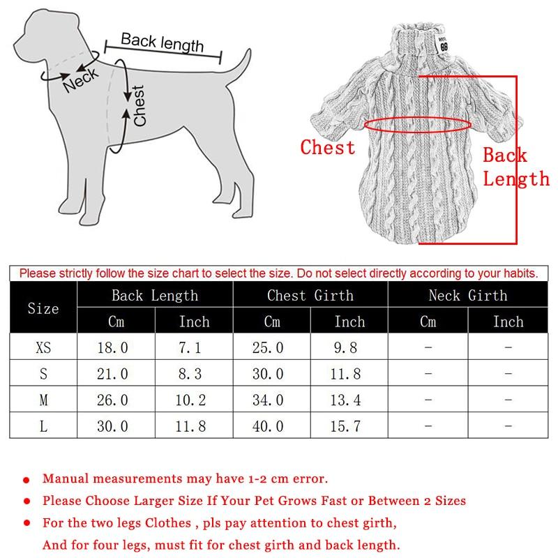 衣服尺码表模板 - 副本