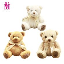 Vanmajor 1pc 20cm Patch Bear Dolls Teddy Bear Plush font b Toy b font Bear Wedding