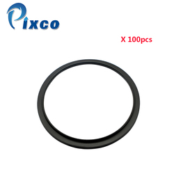 Pixco 100pcs of 72mm-77mm Step-up Metal Filter Adapter Ring / 72mm Lens to 77mm Accessory For Drop Shopping