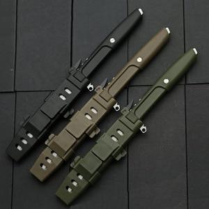 Image 5 - Coltello a lama fissa con rapporto extreme ma Sharp durevole campeggio esterno caccia sopravvivenza coltelli tattici dritti strumento EDC giacca per il trasporto