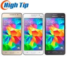 Разблокирована оригинальный Samsung G530 G530H Galaxy Grand Prime ouad Core Dual SIM 8 ГБ Встроенная память 5.0 дюймов Восстановленное Мобильный телефон