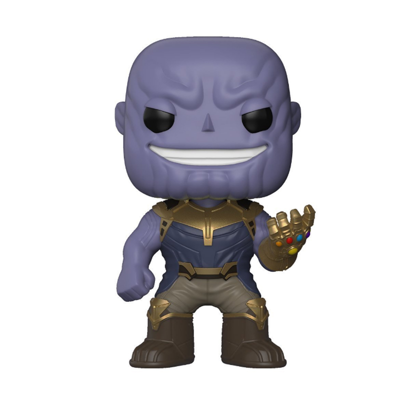 Marvel Avengers 3 Infinity War Thanos Action Figure Thor Toy Iron Man Spiderman Captain America Black Panther Doll With Box 10cm