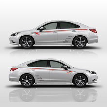 TAIYAO car styling sport car sticker For Subaru Legacy EyeSight  Mark Levinson car accessories and decals auto sticker