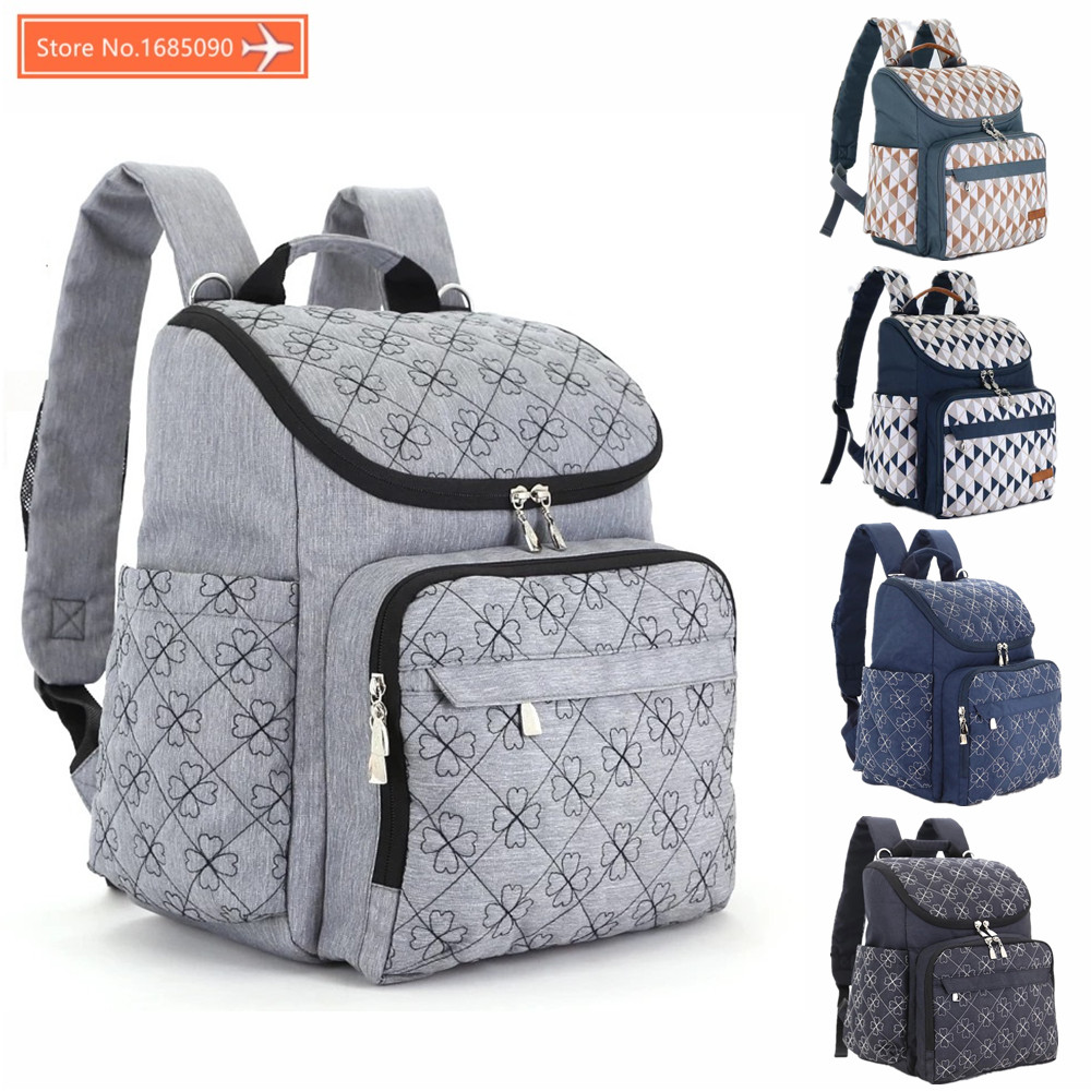 Diaper Bag For Baby Stroller Fashion Mummy Maternity Nappy Bag Brand Baby Travel Backpack Diaper Organizer Nursing Bag baby diaper bag fashion mummy maternity nappy bag brand baby travel backpack diaper organizer nursing bag for baby stroller