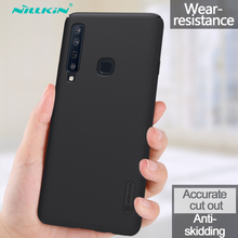 For Samsung Galaxy A9S Case NILLKIN Super Frosted Shield Plastic Hard Phone Cases A9 2018 Star Pro Covers