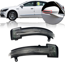 Capqx Outside Rearview Mirror Led Turn Signal Light Lamp For Buick Regal 2016 2017 Side