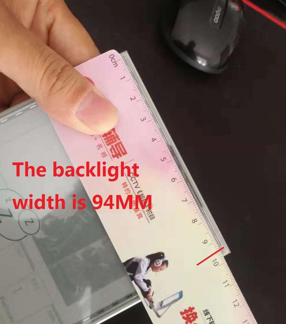 Écran tactile lcd 6 pouces ED060XH2 (LF) C1 pour Pocketbook touch Lux 623 lecteur pour Pocketbook Touch 2 édition limitée - 6