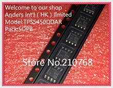 10 pièces/lot TPS5450DDAR TPS5450DDA TPS5450 5450 IC REG BUCK ADJ 5A 8SOPWRPAD