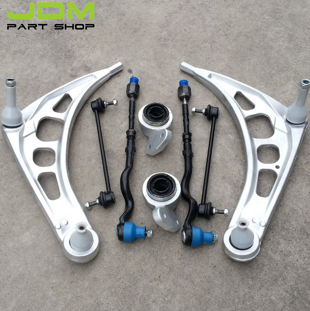 98-05 R FULL KIT FRONT LOWER CONTROL ARMS // WISHBONES PAIR L VW BORA