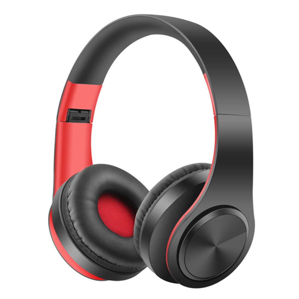 Wireless Bluetooth Earphones  Stereo Foldable Headphones  Super Bass Headset  Portable with HD Mic mp3  Support SD card itsyh music headphone with microphone game headphones 1 5mm tpe wired bass headset stereo earphones foldable portable tw 811