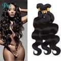 100% acordo feixes de peruano onda do corpo do cabelo virgem 5 pacotes 100 g/pçs tecer cabelo humano onda do corpo da extensão do cabelo remy não processado cabelo