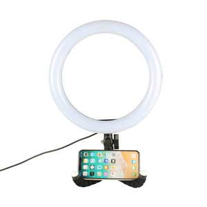 Image 5 - ชุดถ่ายภาพLED 16 26ซม.Selfie Stickแหวนแสงกล้องโทรศัพท์วิดีโอสตูดิโอแต่งหน้าโคมไฟOctopusขาตั้งกล้อง