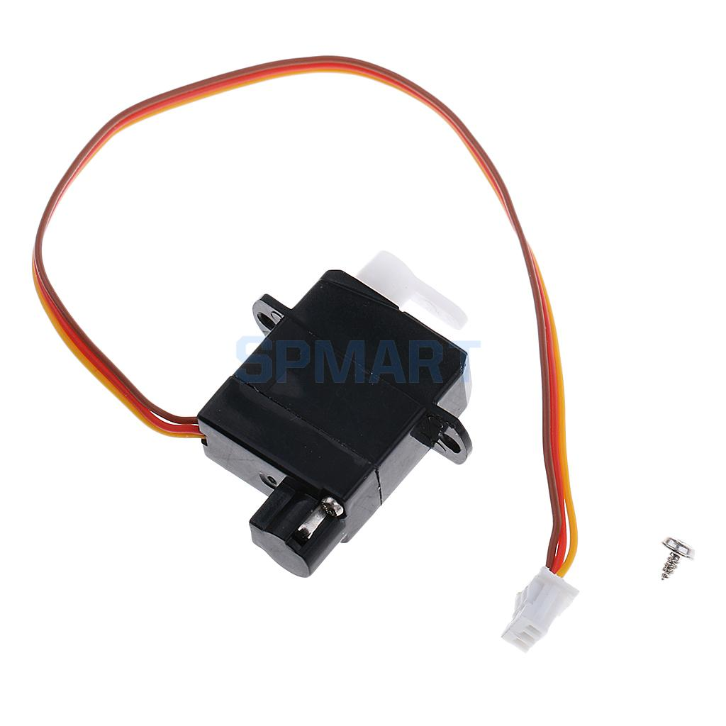 RC Helicopter High Torque Servo Motor for WLtoys V966 V977 V931 V930 xkk110 v966 004 main blade clip parts for wltoys v966 v977 rc helicopter
