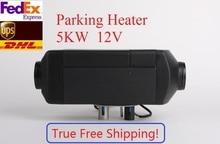 Not Webasto 5KW 12V Air Parking Heater For Diesel Truck Boat Van Rv Bus Camper Eberspacher & Webasto Diesel Heater(Not Original)