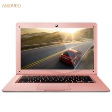 Amoudo-6c плюс 14 дюймов intel core i7 cpu 8 ГБ + 64 ГБ + 750 ГБ dual дисков windows 7/10 система 1920×1080 P fhd ноутбук ноутбука