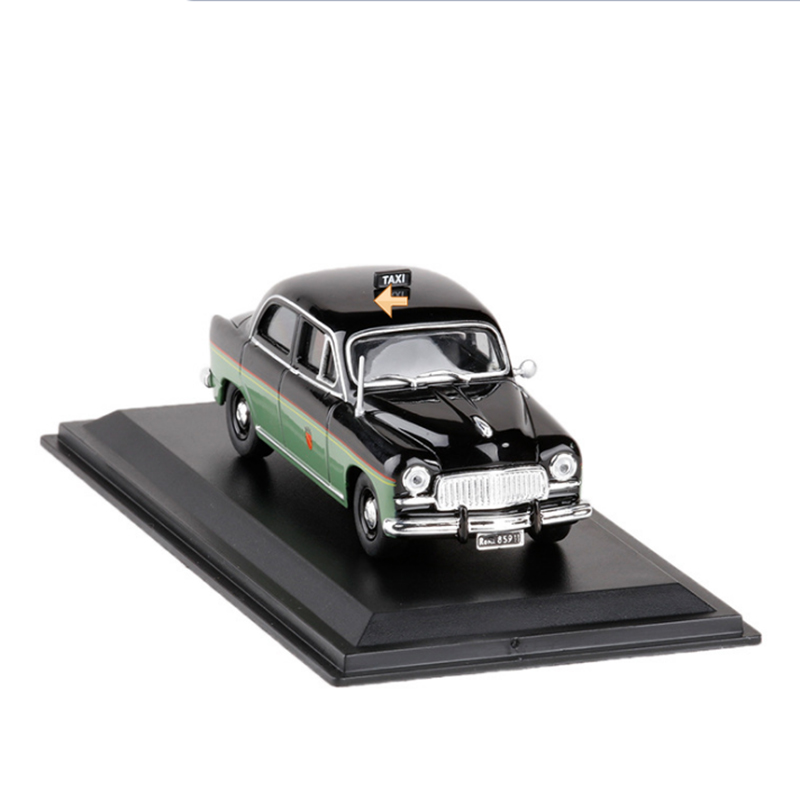 <font><b>1</b></font>:<font><b>43</b></font> <font><b>Fiat</b></font> 1400 Roma 1955 TAXI Diecast Italian <font><b>Car</b></font> <font><b>Model</b></font> Collection Decoration cab classic with original box kids toys Gifts image