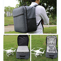 Hot Sell 1Pc Backpack Shoulder Bag Carrying Case For DJI Phantom 4 Phantom 3 Quadcopter Drone