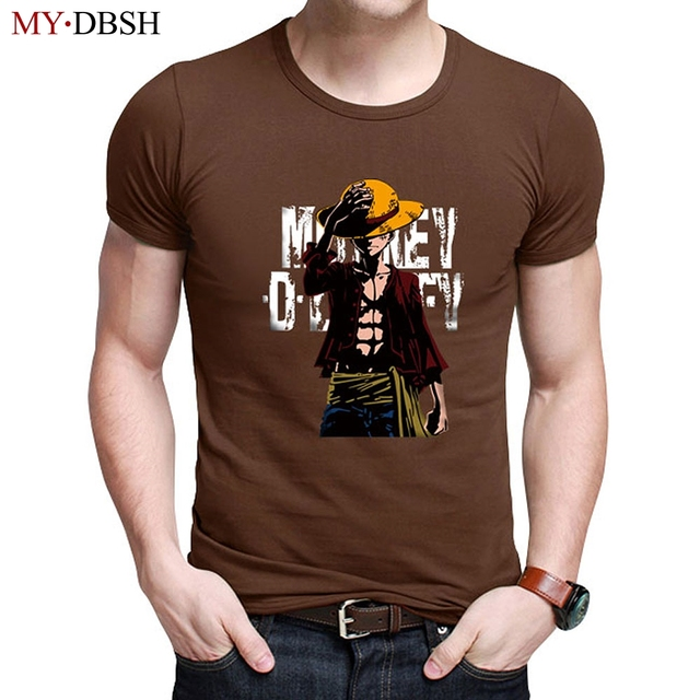 One Piece Men Tee Shirt