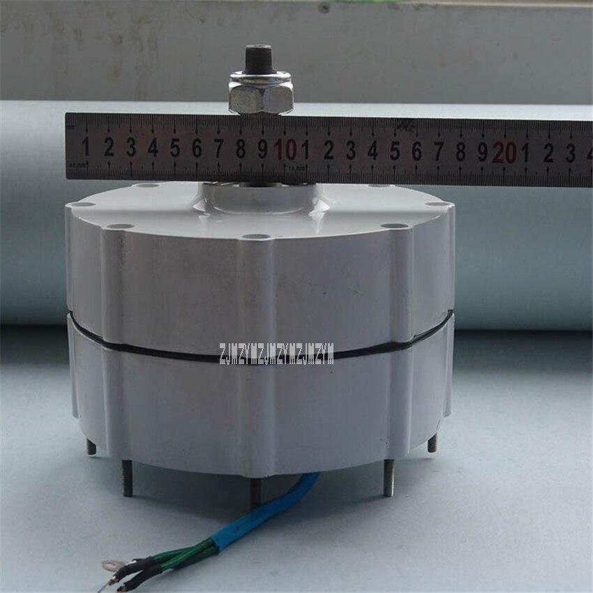NE-500W triphasé AC générateur à aimant Permanent éolienne alternateur 500 W éolienne générateur 12 V/24 V 600r/min IP55 20 MM - 2