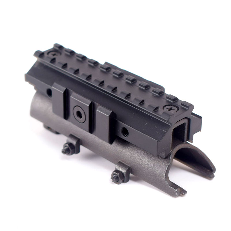 Scope-Mount Cover SKS Rail-Weaver Accessories20-Mm Hunting See-Thru Top-Receiver