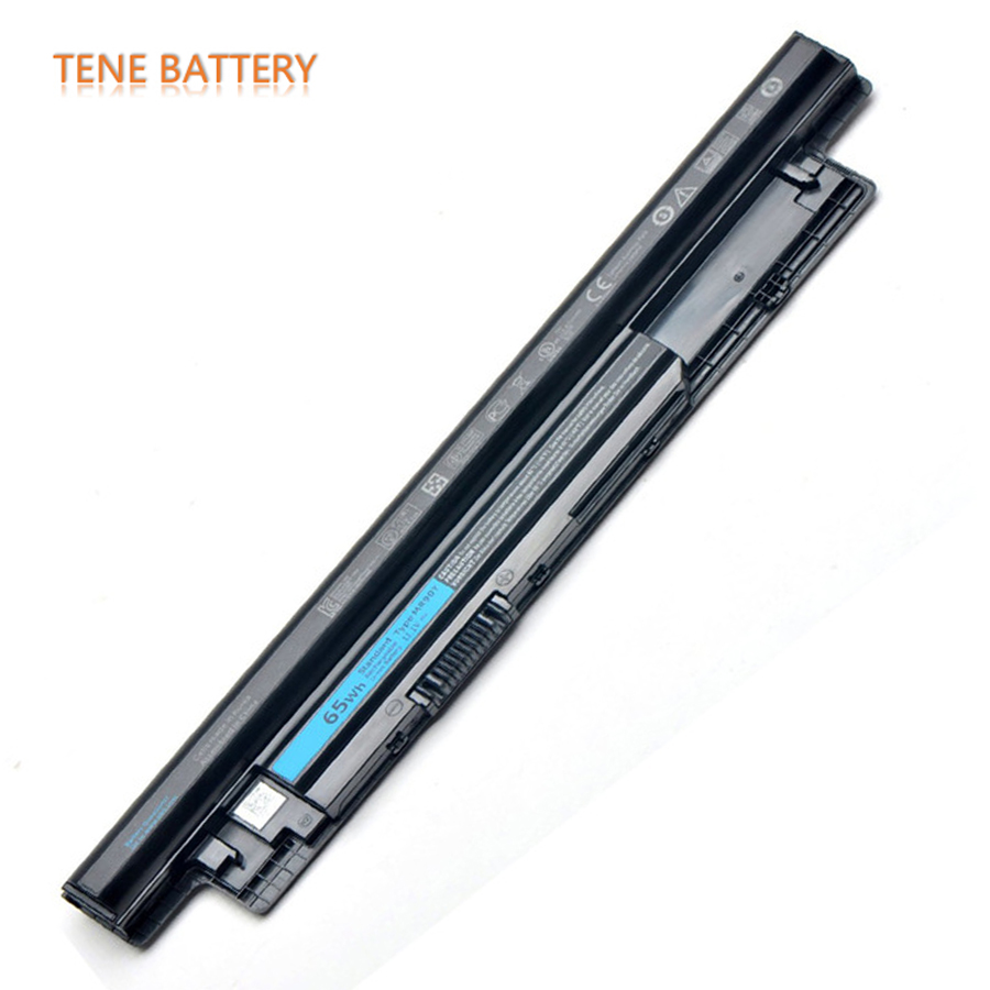 11.1 V 65wh 6 cellules batterie d'ordinateur portable d'origine pour DELL15-3521 MR90Y 15R N3521 5521, 14R 5437 batterie, 17 - 5748 N3721 W6XNM X29KD XCMRD