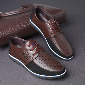 Image 4 - 2019 Men casual shoes flat fashion comfortable luxury male shoes adult #GY3595