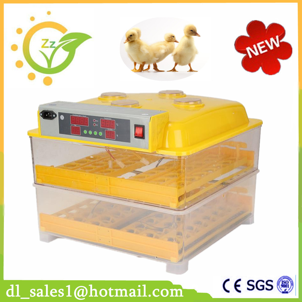 Low Price Full Automatic Digital Display Poultry Egg Incubator Mini 96 Chicken Eggs Hatching Machine  цены