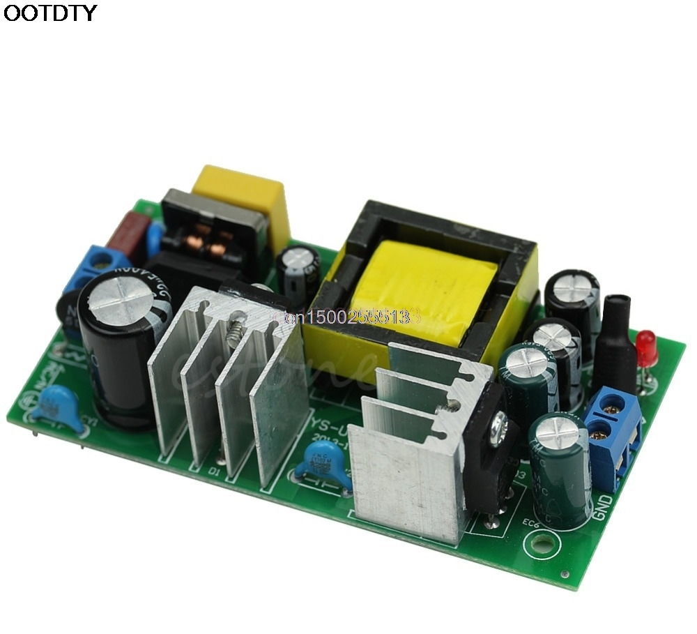 AC to DC 12V 2A Buck Converter Step Down Isolation Power Module Supply Regulator цена