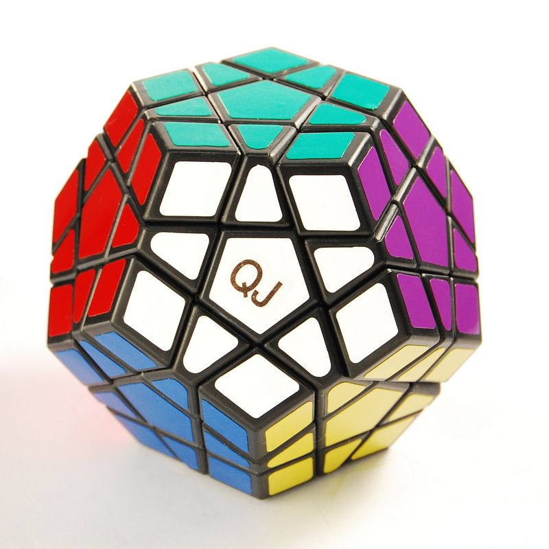 LeadingStar magico cube Megaminx Plastic magico Cube Brain Teaser Twist Speed Puzzle Toys for Children New