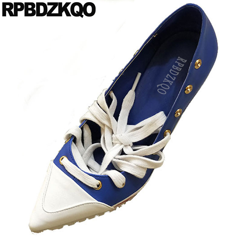 scarpin shoes pointed toe 8cm designer women sexy white high heels lace up size 4 34 chic 2019 pumps wine red denim royal bluescarpin shoes pointed toe 8cm designer women sexy white high heels lace up size 4 34 chic 2019 pumps wine red denim royal blue