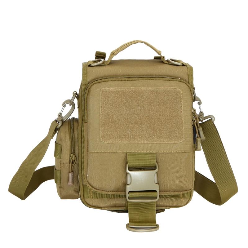 ФОТО 1000D Durable Nylon Men Military Designer Shoulder Messenger Bag Travel Casual Crossbody Bags Multi-Purpose Waterproof Handbag