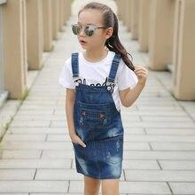 Novo bebê meninas vestido 3-10yrs meninas infantil crianças verão moda adolescente cinto vestidos casuais menina sprotwear