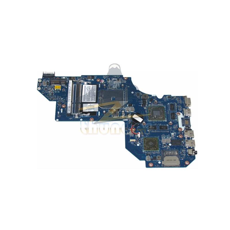 687229-001 LA-8712P for hp pavilion m6 m6-1000 laptop motherboard socket FS1 a70m hd7670m ddr3 687229 001 for hp pavilion m6 1000 laptop motherboard la 8712p 687229 501 free shipping 100% test ok