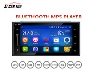 RM TYT07 7 inch HD Bluetooth Android 5.1 2 din Car Radio Stereo Capacitive Touch Screen 1024 *600 GPS Navigation 2017