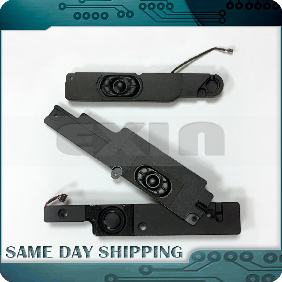 Original Used for Macbook Pro 15'' A1286 Internal Speaker Left Right Subwoofer Set 2010 2011 2012 Year 922-9308 923-0085 эдуард кубенский мария рявина pro expo интерьеры среднего урала 2011 2012