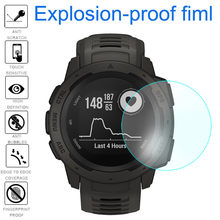 1Pcs/2Pcs Ultra Clear Explosion-proof TPU Film Screen Protector for Garmin Instinct Dropshipping April09(China)