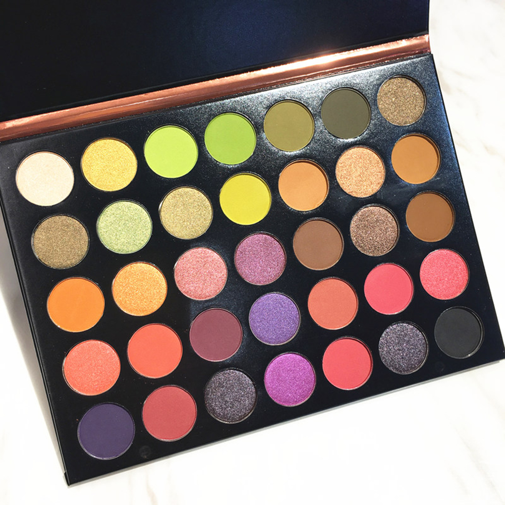 Back To Search Resultsbeauty & Health Gentle 2018 Beauty Glazed Eyeshadow Palette Makeup Brushes Glitter Metallic 9 Color Nude Creamy Pigmented Eye Shadow Kit Maquillage Attractive And Durable Eye Shadow