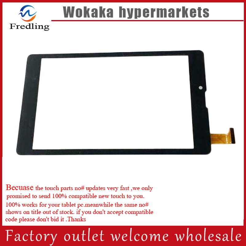 New For 7 Digma Optima Prime 2 3G TS7067PG Tablet capacitive touch screen panel Digitizer Glass Sensor Touchpad Free Shipping