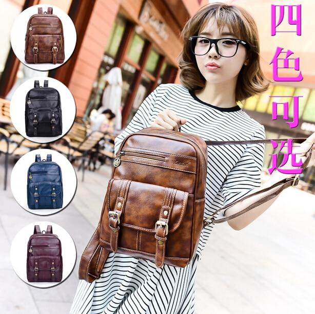 Bag again girl small vintage backpack kids mini cute backpack baby backpack lady fashionable travel backpack school bag