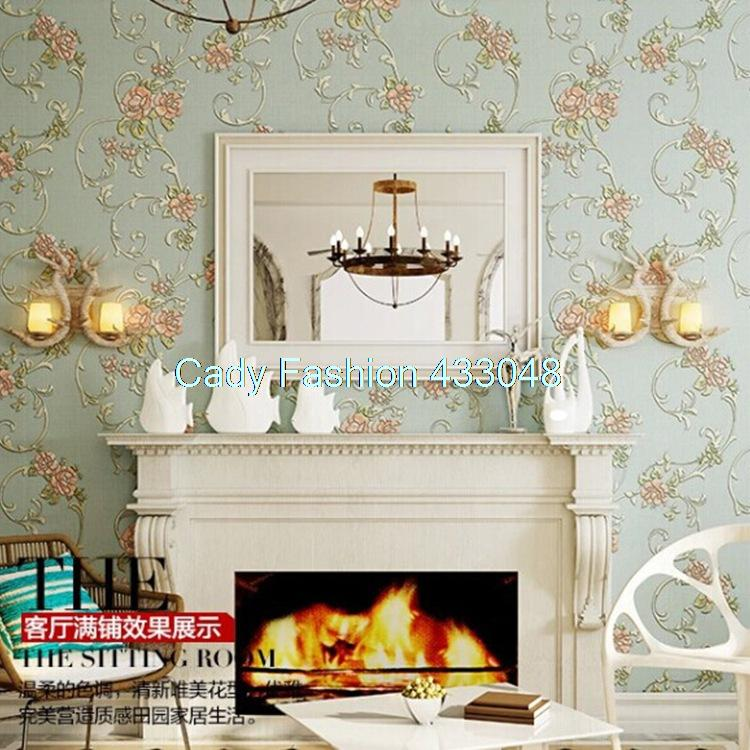 Online buy wholesale dining room wallpapers from china for 3d wallpaper for dining room