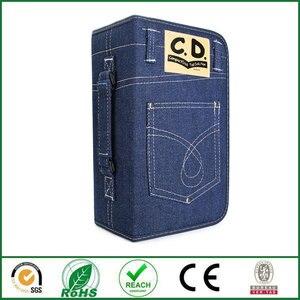 Image 5 - Ymjywl cd 케이스 새로운 dvd/cd 패키지 대용량 128 슬리브 디스크 컬렉션 가방 자동차 및 홈 스토리지 용 고품질 케이스