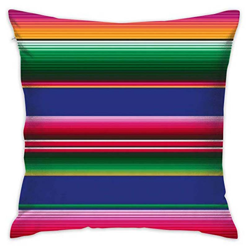 Decorative Throw Pillow Covers Square