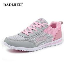 Las mujeres Zapatos de La marca de Moda casual zapatos de Los Planos de Las Mujeres Transpirable zapatos mujer Otoño Verano Trainners ST177