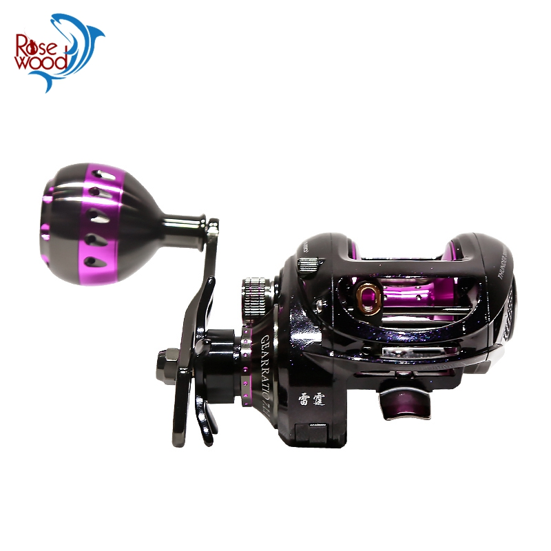 Top Class 10BB 1RB 7 1 1 Right Left Slow Jigging Reel Overhead Reel Left And