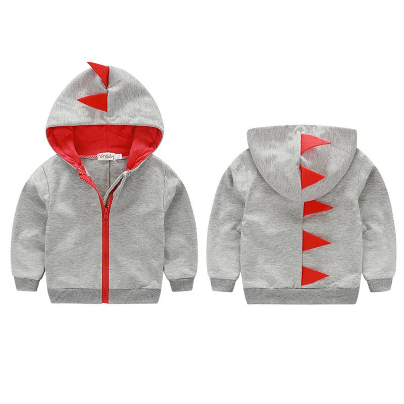 Boys Clothes Autumn Winter Coat Cartoon Children Baby Boy Long Sleeve Windproof Hoodie Jacket Kids Warm Outerwear|outerwears rc|jacketed flask|jacket c - title=