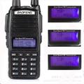Hot 10Km Reales 8 W Con Alto Medio Bajo UV 82 Jamón estación de radio amateur radio portátil baofeng uv-82 walkie talkie 10 km baofeng 8 w