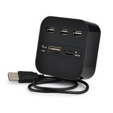 3 High Speed Port USB HUB 2 0 USB Splitter Adapter for Notebook font b Tablet