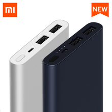 Xiaomi Mi Power Bank 2i 10000mAh in 2018 Upgrade with Dual USB Output Supports